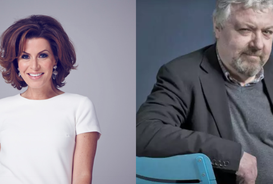 Broadcaster Natasha Kaplinsky OBE and Actor John Sessions join forces to raise vital awareness at The Ned