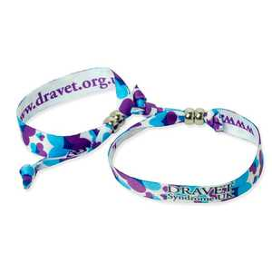Fabric Wristbands One Size 1087